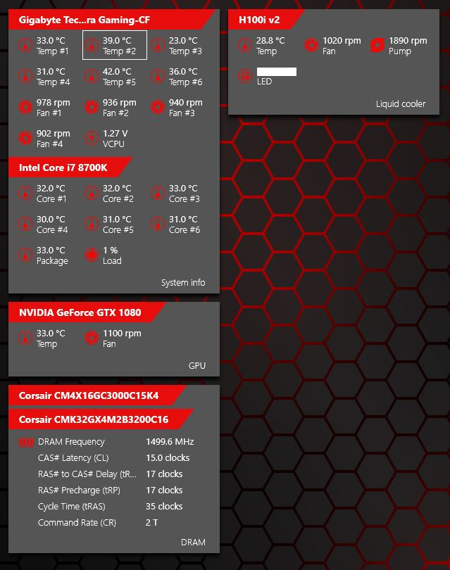 Overclocked i7-8700k seems to getting really hot when video