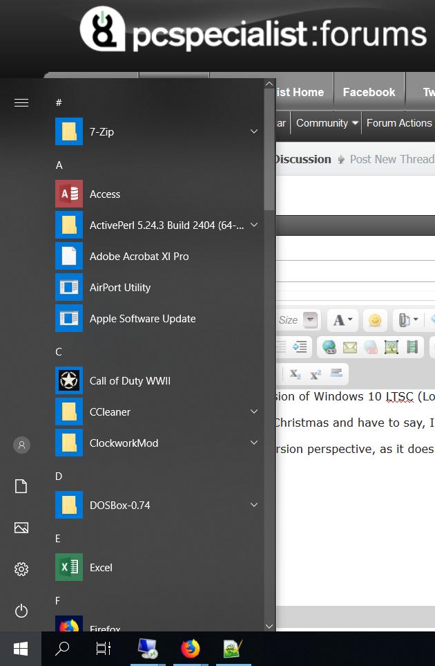 Windows 10 LTSC | PCSPECIALIST
