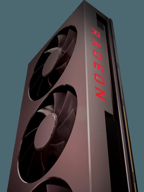 PCSPECIALIST - Configure a high performance AMD Radeonvii