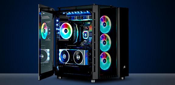 PCSPECIALIST - Configure a high performance Corsair Based PC
