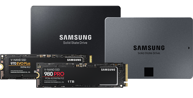 PCSPECIALIST - Configure a high performance Samsung Promo