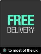 Free Delivery on all orders to UK mainland only (Monday - Friday delivery service)